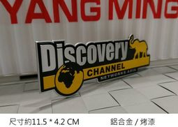 Discovery channel 鋁標 MITSUBISHI OUTLANDER ECLIPSE LEVORG WRX