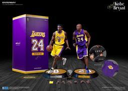 【蛋太郎】預定 台灣限定版 enterbay NBA 1/6 12吋可動 Kobe Bryant 3.0 升級版(免運)