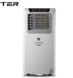 TER T-MK37移動空調單冷一體機小型立式家用便攜1匹制冷氣免安裝