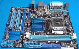 華碩P5G41T-M LX2/BM5242/DP_MB 機板、PCI-E、SATA、內建音、顯、網、支援DDR3 RAM