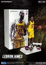 ENTERBAY EB 1/9 NBA Lebron James 小皇帝 詹姆士