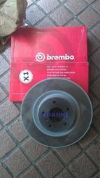 【昌易汽材】NISSAN 日產 350 Z brembo製 前 煞車盤 碟盤 高材質 324m/mX30 特價一組8000元