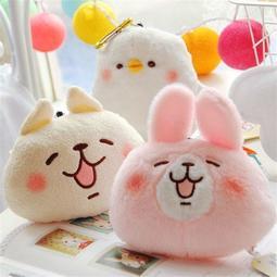 ♥Alice Family♥日本kanahei卡娜赫拉的小動物 伸縮式票夾/一卡通/悠遊卡套/票卡/證件套/零錢包 剩款