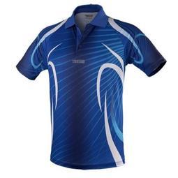 【Spinvo運動聯盟】穿起來很專業➤TIBHAR POLO桌球衣 011101B