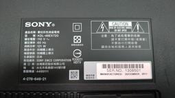 [老機不死] SONY KDL-46EX720 面板 故障 NG 零件機