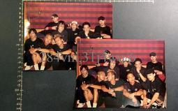 名人影像/香港新金屬、硬核嘻哈、饒舌搖滾樂隊 大懶堂 LMF彩色原版照