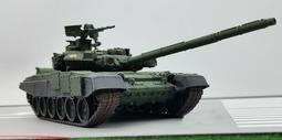 """1/72 模蒐閣 T-90A 第27""""塞瓦斯托波爾""""獨立近衛摩步旅 2012 AS72004"""