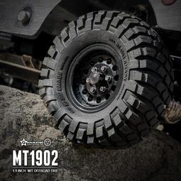 現貨~南風RC★MT-1902 1.9吋 高性能像真攀岩車輪胎 GM70244