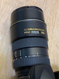 AF-S DX 17-55mm f/2.8G IF ED