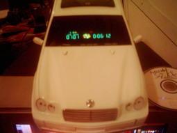 免擴大機.汽車外型.VCD放影機+AM+FM收音機450賣出