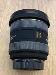 Sigma 10-20mm F4-5.6 EX DC HSM 廣角變焦