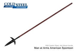 <刀之林> Cold Steel Arms American Spontoon美國軍用長矛-缺貨