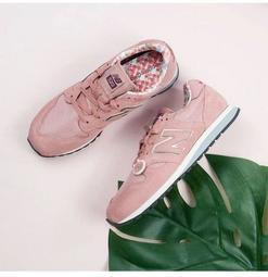 5a8808f8afe9e 9527 New Balance 520 花花情人節WL520AA 小花女鞋粉紅色櫻花乾燥玫瑰