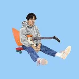 Roy Pablo - Soy Pablo 美國進口版 淺藍彩膠 黑膠唱片 迷你專輯 全新