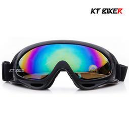 KT BIKER_ 風鏡 安全帽 越野 CS 生存遊戲 機車 摩托車 護目鏡 潮流 防風鏡 眼鏡 【HDG003】