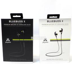 第一代全新品 庫存出清 Jaybird Bluebuds X (黑、白二色) 運動型立體聲耳機 耳道式
