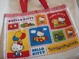 『wow日本部屋』Hello Kitty 超美超鮮豔 防水超實用手提袋