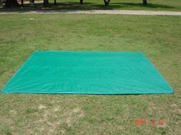 【SAMCAMP 噴火龍】台灣製造 ㊣ 帳篷PE防潮地布(地墊) - 尺寸:180cm*210cm