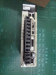 (阿賢電料) YASKAWA MODEL : SGDV-R70B11A 50W 盒裝 (NEW)
