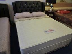 ※專業睡眠館 尊爵※經濟型2線6環獨立筒床墊雙人5尺3600~雙ISO國際品質認證(市價3成) 全省免運費