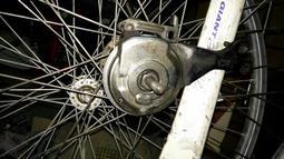 三峽三竹~二手~自行車~腳踏車~捷安特26吋 淑女車~輪圈+飛輪+煞車+外胎+內胎