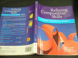 文瑄書坊 2012年 Refining Composition Skills 第六版 9781111221195