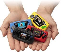 【日貨家電玩】10月販售 SEGA GAME GEAR micro GG 迷你掌機 4色 特典:復刻版 純日限定版