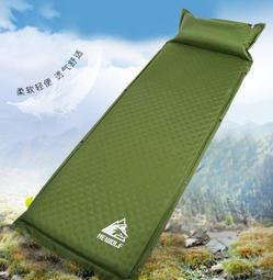 自動充氣睡墊 自動充氣墊 露營睡墊 露營床墊 公狼加大睡墊 充氣床 充氣墊 睡墊 5CM睡墊