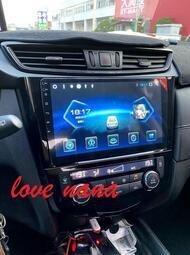 [[娜娜汽車]] 日產 x-trail 專用 10吋 CARDIO安卓機 3D環景系統  導航 倒車影像 藍芽 usb