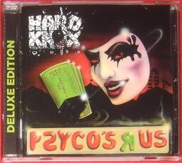 Hard Knox / Psyco's R Us (全新美版 )