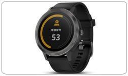 含稅 GARMIN vivoactive 3 尊爵黑智慧腕錶支援行動支付及腕式心率      ★內建 GPS 精準追蹤