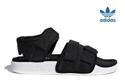加州途銳--愛迪達 Adidas Adilette Sandal W 魔鬼氈男女涼鞋 拖鞋 情侶涼鞋 韓國公司貨