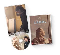 毛毛小舖--DVD 因為愛妳 Carol 韓國限量版 凱特布蘭琪 魯妮瑪拉 因為愛你