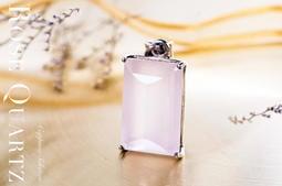 設計師款 | 天然寶石珠寶 | Rose Quartz / 玫瑰石英 / 粉晶 | 墜子 E50