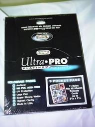 (( 大象俱樂部 )) Ultra .PRO 原廠球員卡 九格套 ............