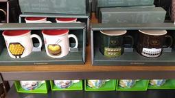 =什麼東西= 香港代購 - 星巴克收藏小對杯