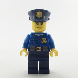 樂高王子 LEGO 60047 CITY 警察 Police cty458 (A-050) 缺貨中