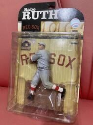 麥法蘭 MLB SportsPicks Cooperstown 6 Babe Ruth Boston Red Sox