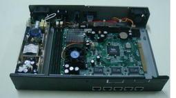 mini-itx 單機版 迷你機 5個實體Lan 頻寬管理 網管 省電 router firewall