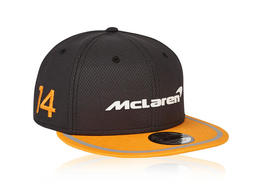 (期間特價) 2018年 McLaren F1車隊 Fernando Alonso車手帽(New Era 9FIFTY)