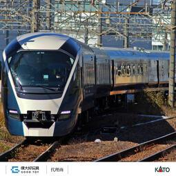 10/26前預購KATO 10-1661 電車 E261系 『サフィール踊り子』基本 (4輛)