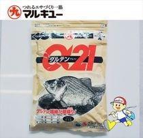 【STI 】株式會社 丸九 MARUKYU日本鯽魚餌   1241  α21 小麥蛋白餌