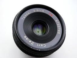 *鷹眼* CONTAX Carl Zeiss Tessar 45mm F2.8