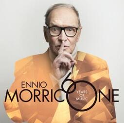 顏尼歐 Ennio Morricone 莫利克奈:電影配樂60 (CD) 23首電影大師配樂全新錄音 進口版全新