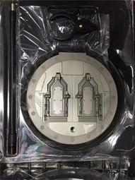 杯麵!# HC 12吋人偶 鋼鐵人 變形金剛 發光 地台 展示底座 含支架