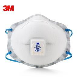 3M 8577 活性碳氣閥口罩 P95等級 防有機氣體 防油煙口罩  頭戴式 (10個/盒)《JUN EASY》