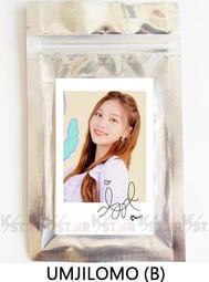 【K-S】最新款💖Gfriend Umji 嚴智 印刷簽名LOMO相片組(B) 一組20張 張張不同 小卡