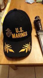 {含山軍品}美國海軍陸戰隊棒球帽