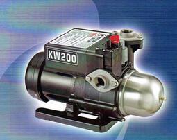 光崴企業 黑鷹牌 浥極幫泵浦 KW200 1/4HP 微電腦 恆壓馬達 加壓馬達