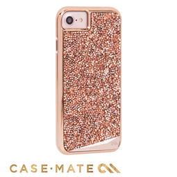 美國大廠 Case-Mate 新產品Brilliance 玫瑰金色 iPhone 7 專用 - 公司貨